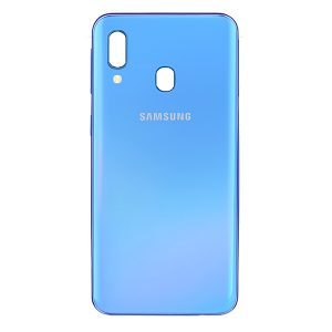 Genuine A405 Samsung Galaxy A40 Battery Back Cover Blue