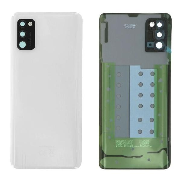 Genuine a415 Samsung Galaxy A41 Battery Back Cover White