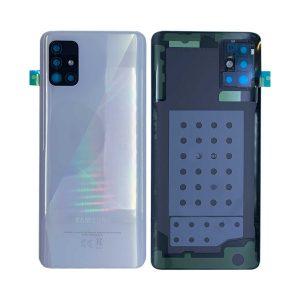 Genuine A515 Samsung Galaxy A51 Battery Back Cover White