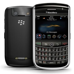 Blackberry Curve 8900 New Phone