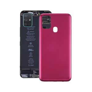 Genuine M315 Samsung Galaxy M31 Battery Back Cover Red