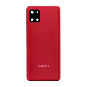 Note 10 lite battery back cover