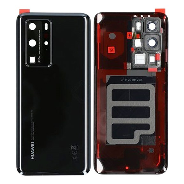 Genuine Huawei P40 Pro Battery Back Cover Black