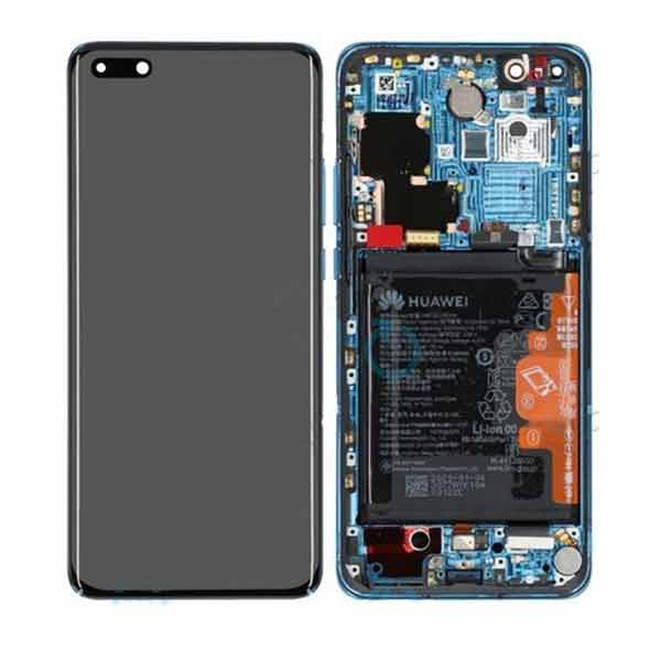 Genuine Huawei P40 Pro LCD Display Screen Touch Battery
