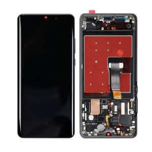 Genuine Huawei P40 Pro LCD Display Screen Touch Battery Assembly Blush Gold