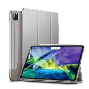 ESR YIPPEE COLOR WITH CLAMP IPAD PRO 11.0 2020 SILVER GREY (RP)