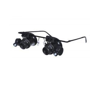 Binocular Magnifier NO.9892A-II with Led illumination