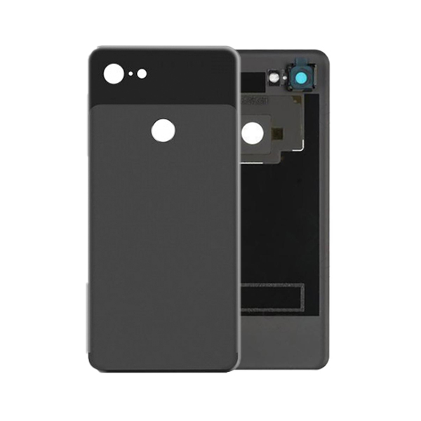 google Pixel 3xl battery back cover just black