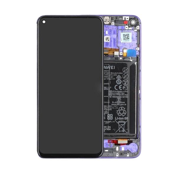 Nova 5T LCD Purple