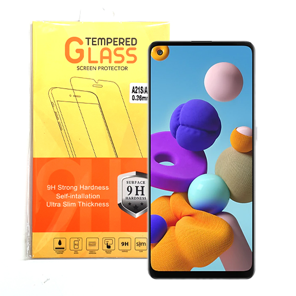 A21s Tempered Glass