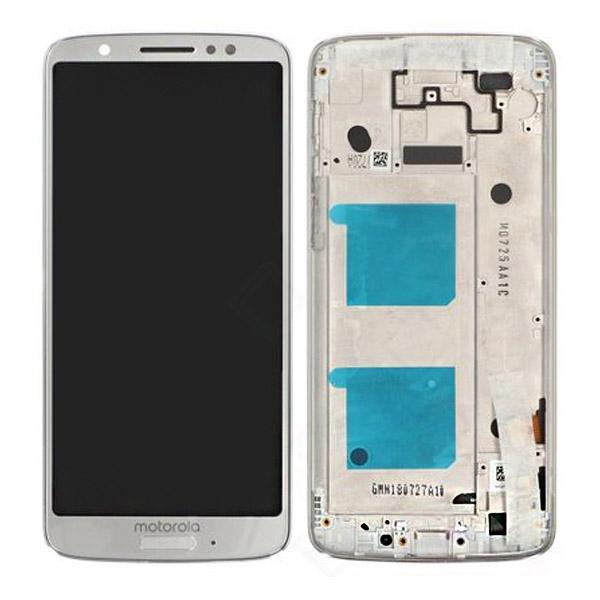 Lenovo Motorola Moto G6 LCD Screen Silver
