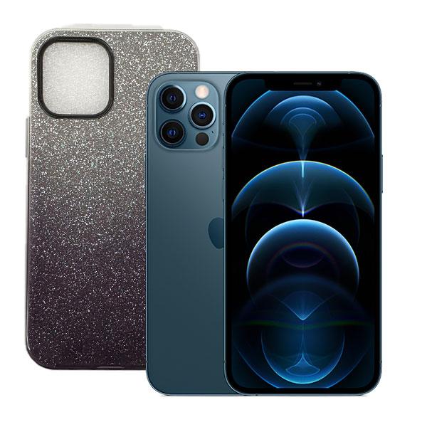 iPhone 12 & 12 Pro 6.1inch Glitter Case