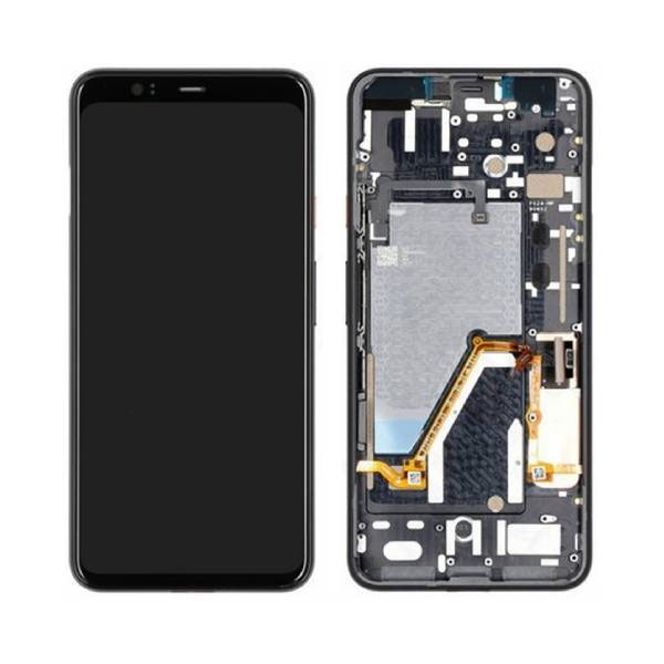 Genuine Google Pixel 4 XL LCD Digitizer Assembly White