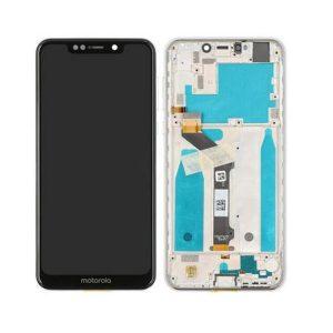 Motorola one LCD - White 5D68C11801
