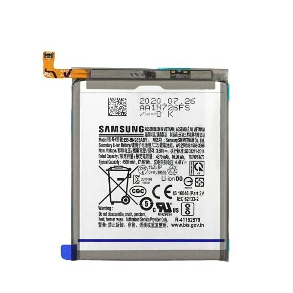 Get Genuine Samsung Galaxy Note 20 Ultra 5G Internal Battery delivered in UK, EU and the rest of the world. Order at Phone Parts.