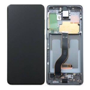 Get Genuine Samsung Galaxy S20 Plus 5G G986 Dynamic Amoled Screen With Digitizer Grey delivered in UK, EU and rest of the world.