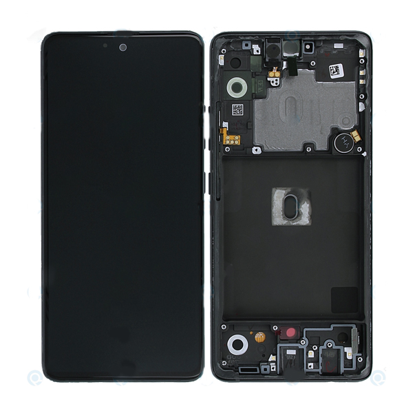 Genuine Samsung Galaxy A51 5G A516 LCD Display Touch Screen Black