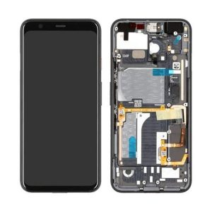 Genuine Google Pixel 4 XL LCD Digitizer Assembly Orange