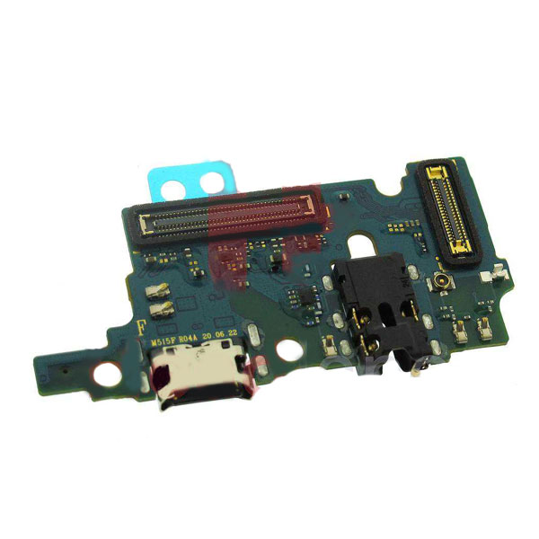 Genuine Samsung Galaxy M51 M515 Charging Port Flex / Part Number: GH96-13765A / Delivered in EU UK and rest of the world.