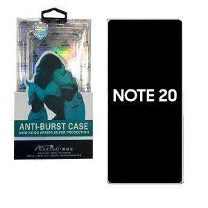 Samsung Galaxy Note 20 Anti-Burst Protective Case