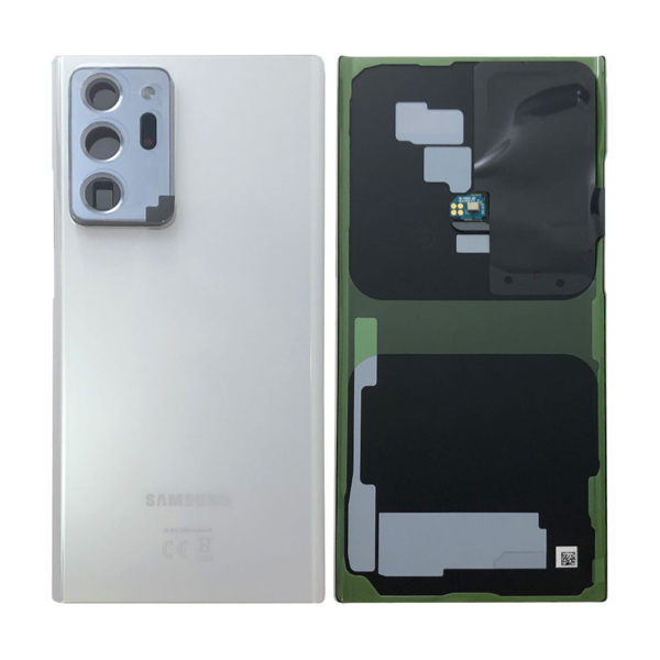 note 20 ultra 5g battery back cover white