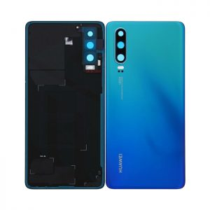 P30 Battery Back Cover Blue