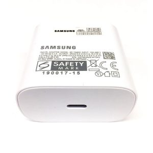 Original Samsung A70 Fast Charger 25W