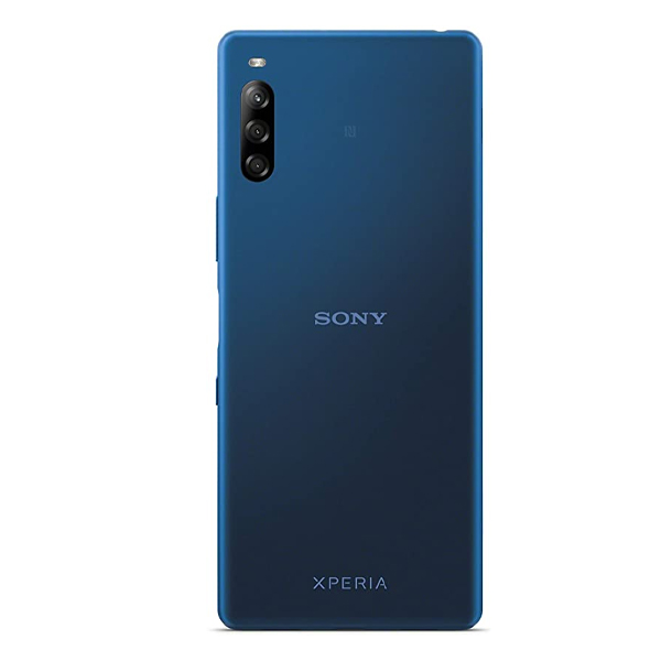xperia l4 battery back cover blue