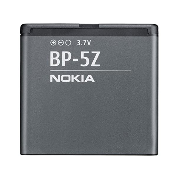 Brand New Nokia BP-5Z Internal Battery   Part Number: BP-5Z   Delivered in EU UK and rest of the world - Phoneparts
