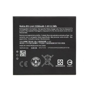Nokia Lumia 830 BV-L4A Internal Battery | Part Number: BV-L4A | Delivered in EU UK and rest of the world - Phoneparts