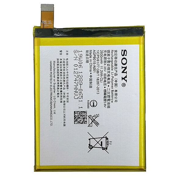 Sony Xperia Z3 Plus AGPB015-A001 Internal Battery