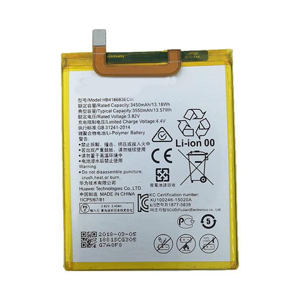 Huawei Nexus 6P HB416683ECW Internal Battery