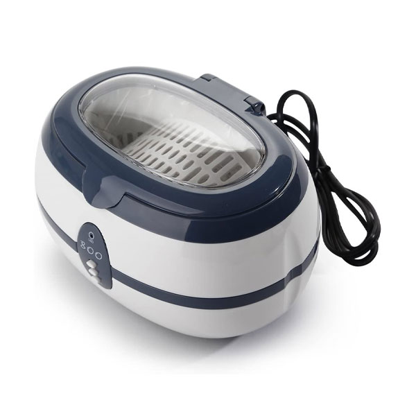 Digital Ultrasonic Cleaner Machine Professional for Eyeglasses Watches   Part Number : VGT-800   Delivered in EU UK and rest of the world  