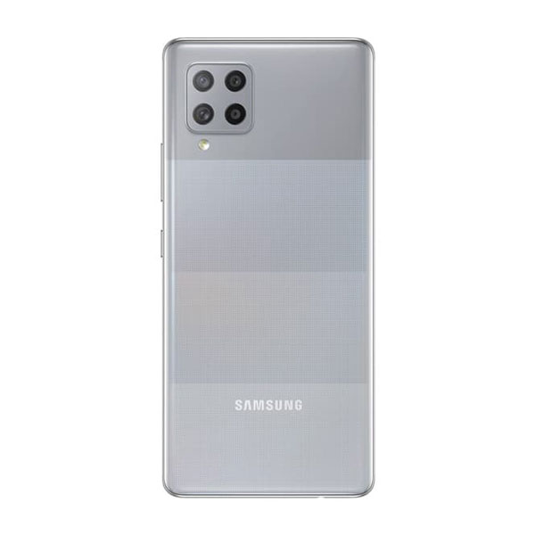 Genuine Samsung Galaxy A42 5G Battery Back Cover   Part Number: GH82-24378C   Colour : Grey   Delivered in EU UK and rest of the world.