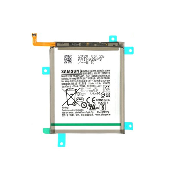 Genuine Samsung Galaxy S20 FE 5G Internal Battery | Part Number : EB-BG781ABY | Delivered in EU UK and rest of the world |