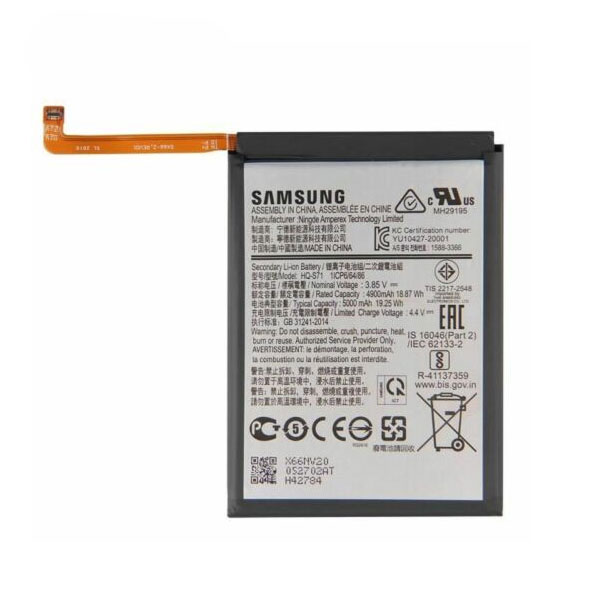 Genuine Samsung Galaxy M11 M15 Internal Battery   Part Number : GH81-18734A   Delivered in EU UK and rest of the world  