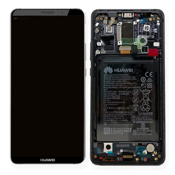 Genuine Huawei Mate 10 Pro LCD Display Plus Battery Black | Part Number: 02351RVP | Deliverd in EU UK and rest of the world.