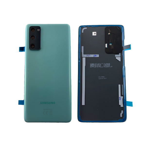 Genuine Samsung Galaxy S20 FE 4G Battery Back Cover Cloud Mint | Part Number : GH82-24263D | Delivered in EU UK and rest of the world.