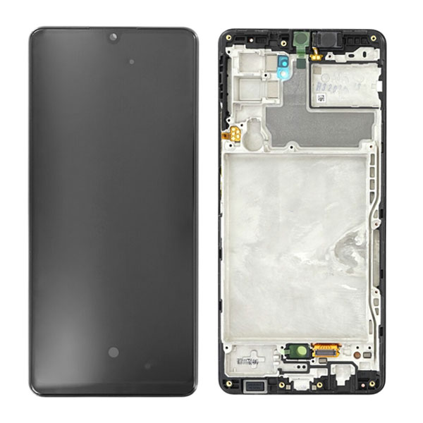 Genuine Samsung Galaxy A42 5G LCD Display Touch Screen   Part number: GH82-24375A   Delivered in EU UK and rest of the world.