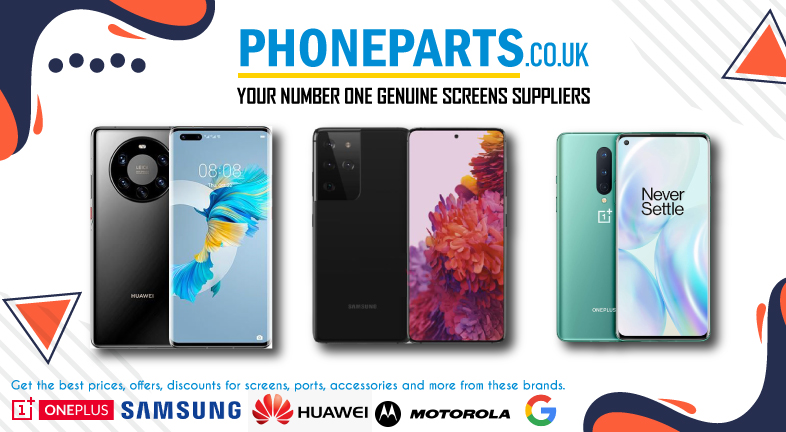 Genuine Samsung Galaxy LCD Screens | Delivered in EU Uk and rest of the world | Huawei LCD Screens |
