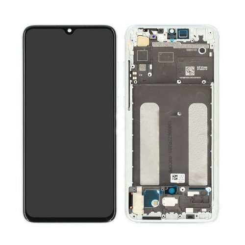 Genuine Xiaomi Mi 9 Lite LCD Display Touch Screen White | Part Number : 5600050F3B00 | Delivered in EU UK and rest of the world |