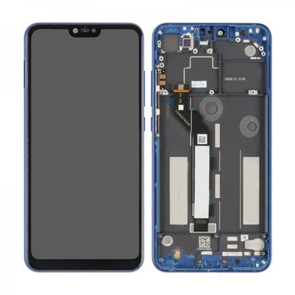 Genuine Xiaomi Mi 8 Lite LCD Display Touch Screen Blue | Part Number : 561010010033 | Delivered in EU UK and rest of the world |