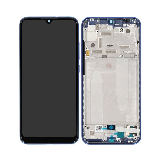 Genuine Xiaomi Mi A3 LCD Display Touch Screen Blue   Part Number : 5610100380B6   Delivered in EU UK and rest of the world  