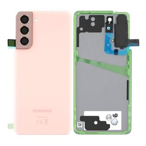 Genuine Samsung Galaxy S21 5G Battery Back Cover Phantom Pink | Part Number: GH82-24519D | Delivered in EU UK and rest of the world |