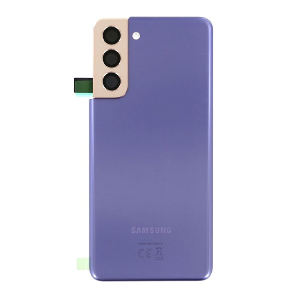Genuine Samsung Galaxy S21 5G Battery Back Cover Phantom Violet   Part Number: GH82-24519B  Delivered in EU UK and rest of the world  