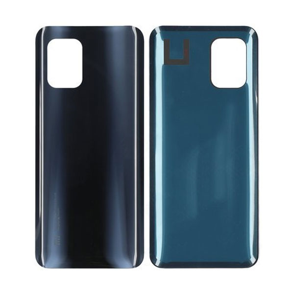 Genuine Xiaomi Mi 10 Lite Battery Back Cover Black | Part Number: 550500005Y1Q | Delivered in EU UK and rest of the world |