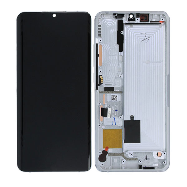 Genuine Xiaomi Note 10 Lite LCD Display Touch Screen White   Part Number: 5600030F4L00   Delivered in EU UK and rest of the world  