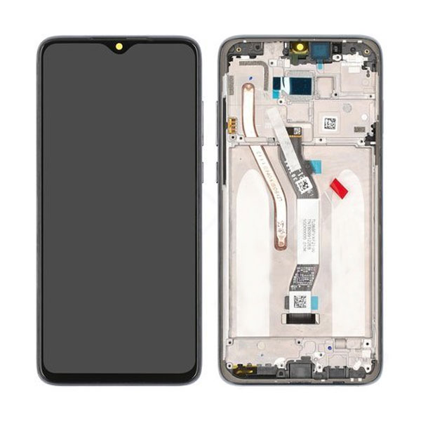 Genuine Redmi note 8 Pro LCD Display Touch Screen Tarnish | Part Number: 56000500G700 | Delivered in EU UK and rest of the world |