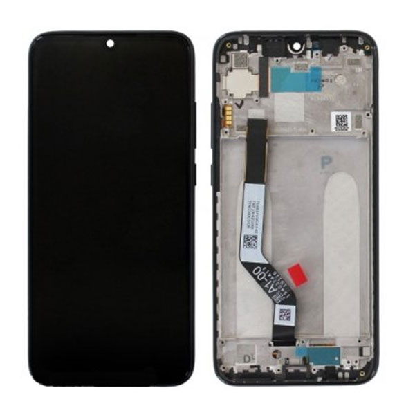 Genuine Redmi Note 7 LCD Display Touch Screen Black | Part Number: 5606100920C7 | Delivered in EU UK and rest of the world |