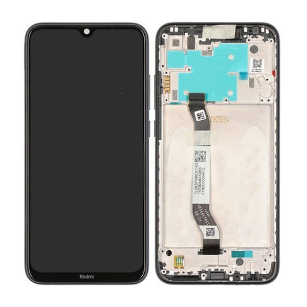 Genuine Redmi Note 8 LCD Display Touch Screen Black | Part Number: 5600050C3J00 | Delivered in EU UK and rest of the world |